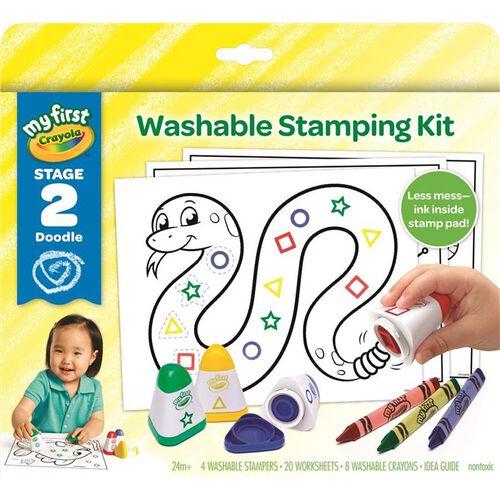 Crayola Washable Stamping Kit