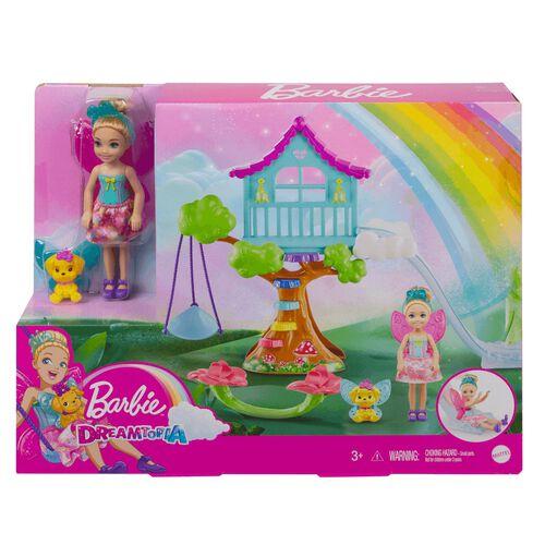 Barbie Dreamtopia Chelsea Nurturing Playset - Assorted