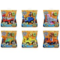 Paw Patrol Dino Rescue Deluxe Vehicle - Assorted