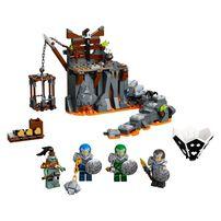 LEGO Ninjago Journey to the Skull Dungeons 71717