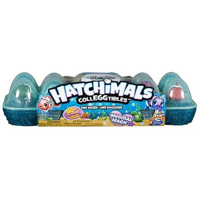 Hatchimals Colleggtibles S5 12 Pack Egg Carton - Assorted