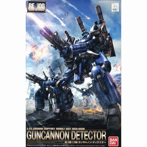 Gundam Bandai Guncannon Detector