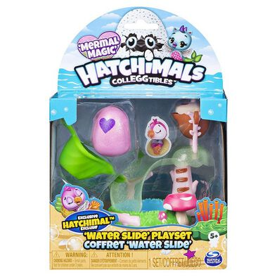 Hatchimals Colleggtibles S5 Water Slide Playset