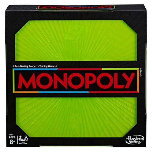 Monopoly Neon Pop