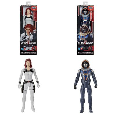 Marvel Avengers Black Widow Titan Hero Series - Assorted