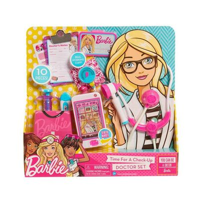 Barbie Doctor Set