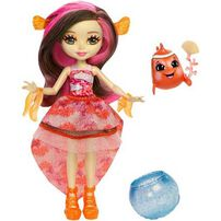 Enchantimals 6In Water Feature Doll/Animal - Assorted