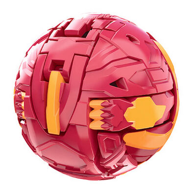 Bakugan Baku-001 BC Ball 1A Dragonoid Red
