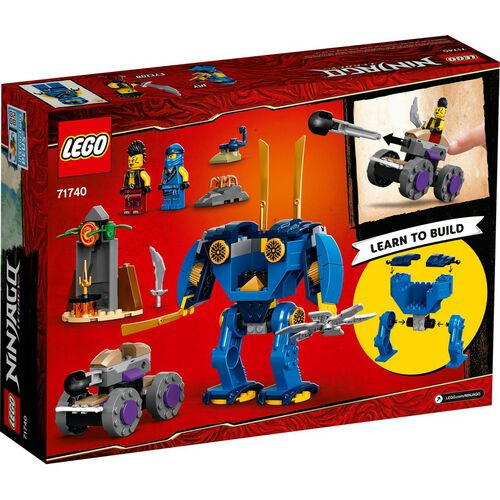 LEGO Ninjago Jay's Electro Mech 71740