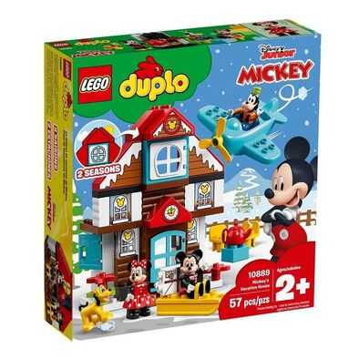 LEGO Duplo Mickey's Vacation House 10889