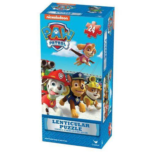 Disney Lenticular Puzzle Tower Box-Boys