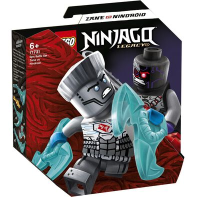 LEGO Ninjago Epic Battle Set - Zane vs. Nindroid 71731
