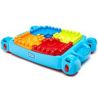 Mega Bloks Build 'N Learn Table