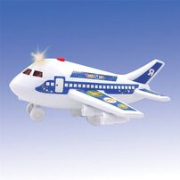 Fast Lane Toysrus Aeroplane With Lights and Sounds