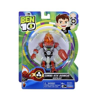 Ben 10 Armored Heatblast