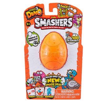 Zuru Smashers Series 3 Dino Pack - Assorted