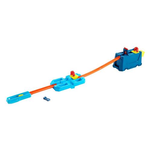 Hot Wheels Track Builder Stunt & Crash Box