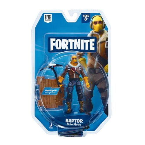 Fortnite Figure Raptor Solo Mode