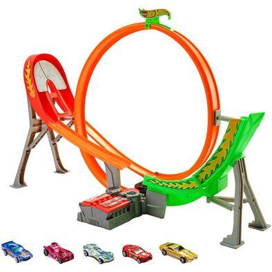 Hot Wheels Power Shift Raceway Track Set