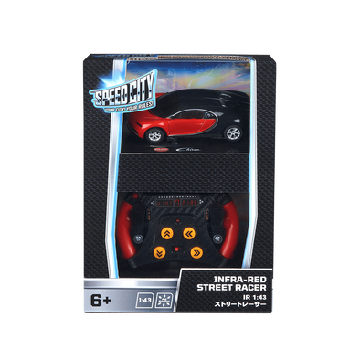 Speed City Infra-red Street Racer