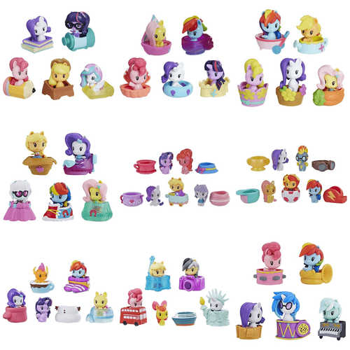 My Little Pony Cutie Mark Crew - Assorted