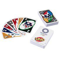 Mattel Uno Olympics Card