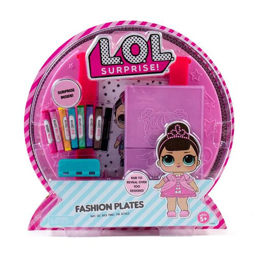 L.O.L. Surprise Fashion Plates