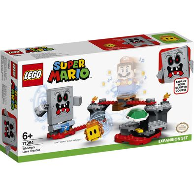 LEGO Super Mario Whomp's Lava Trouble Expansion Set 71364
