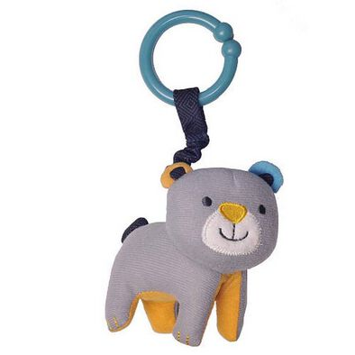 Zobo Stroller Toy - Bear