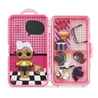 L.O.L. Surprise! Suitcase Surprise Dj