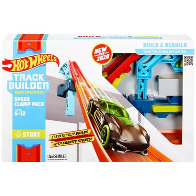 Hot Wheels Track Builder Unlimited Long Jump Pack (GLC87)