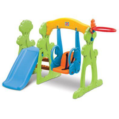 Grow'n Up First Steps Scramble N Slide Set - Assorted