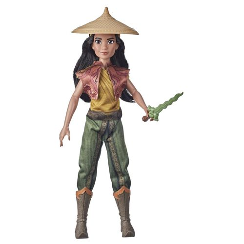 Disney Raya and The Last Dragon Adventure Style Set
