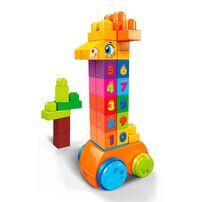 Mega Bloks Count 'N Bounce Giraffe