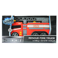 Speed City Rescue Fire Truck