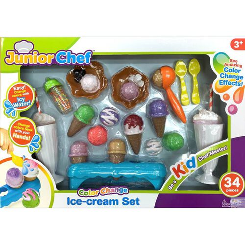 Junior Chef Ice Cream Set