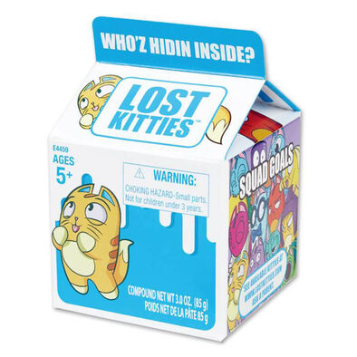Lost Kitties Blind Box - Assorted