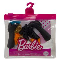 Barbie Fashion Pack Design Shoes Assorted