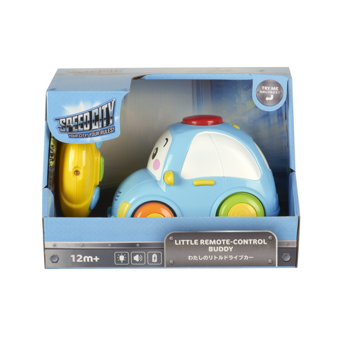 Speed City Junior Little Remote Control Buddy