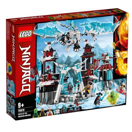 LEGO Ninjago Castle of the Forsaken Emperor 70678