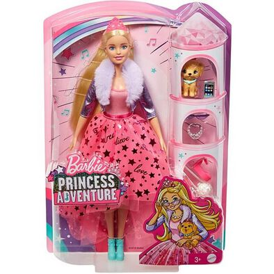Barbie Princess Adventure Deluxe Princess Doll