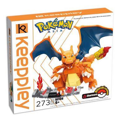 Pokemon Keepplay Charizard