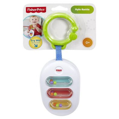 Fisher-Price Xylophone Rattle
