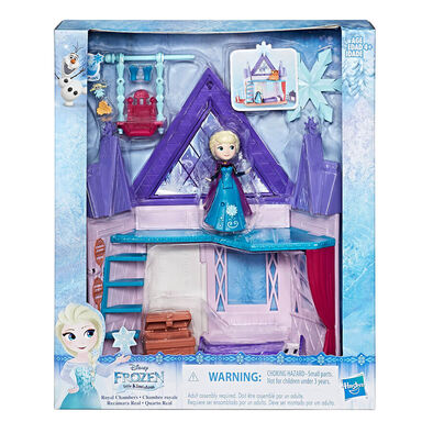 Disney Frozen Little Kingdom Royal Chambers
