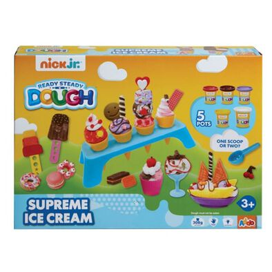 Nick Jr Ready Steady Dough Supreme Ice Cream