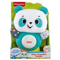 Fisher-Price Linkimals Panda Plush