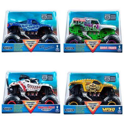 Monster Jam 1:24 Collector Truck - Assorted