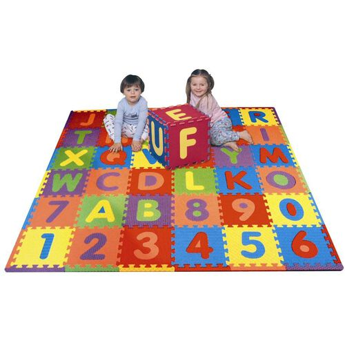Imaginarium Alphabet And Numbers Playmat