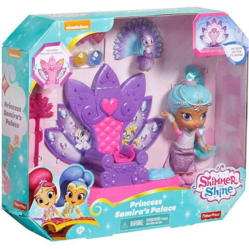 Shimmer and Shine Doll Playset - Assorted