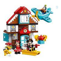 LEGO Duplo Mickey's Vacation House 10889